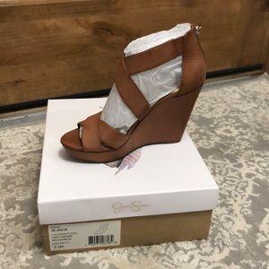 Jessica Simpson Jadyn Wedge Sandal